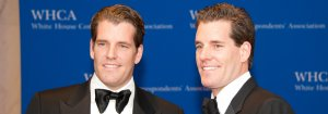 The two Winklevoss brothers become billionaires thanks to Bitcoin