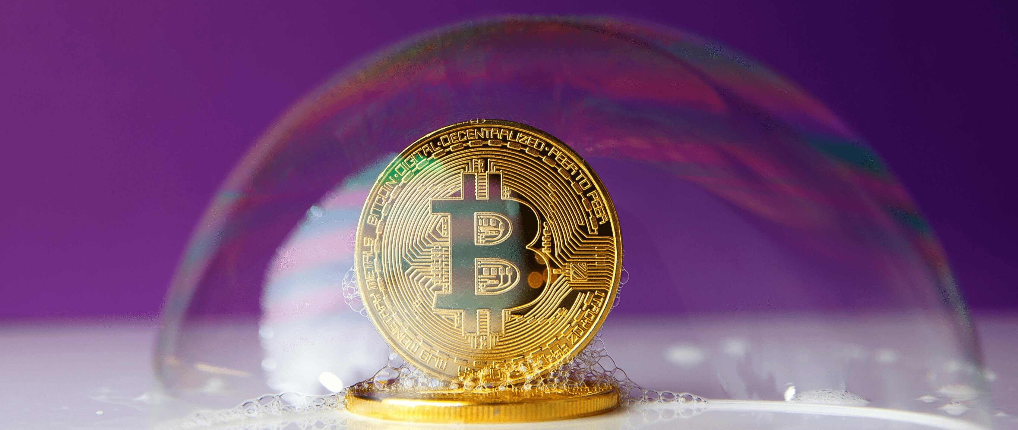 Eternal question, is Bitcoin a speculative bubble?