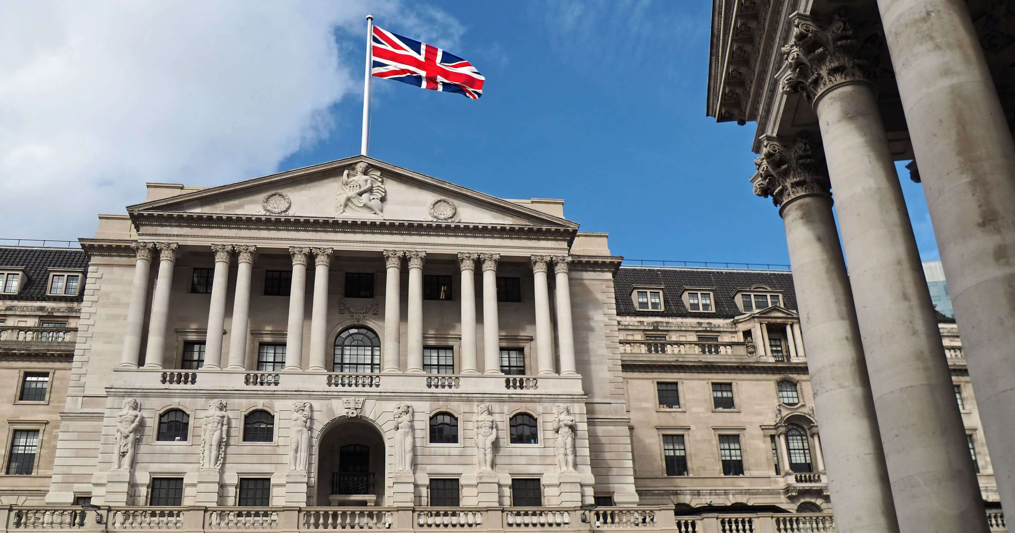 The Bank of England's Big Blockchain Move
