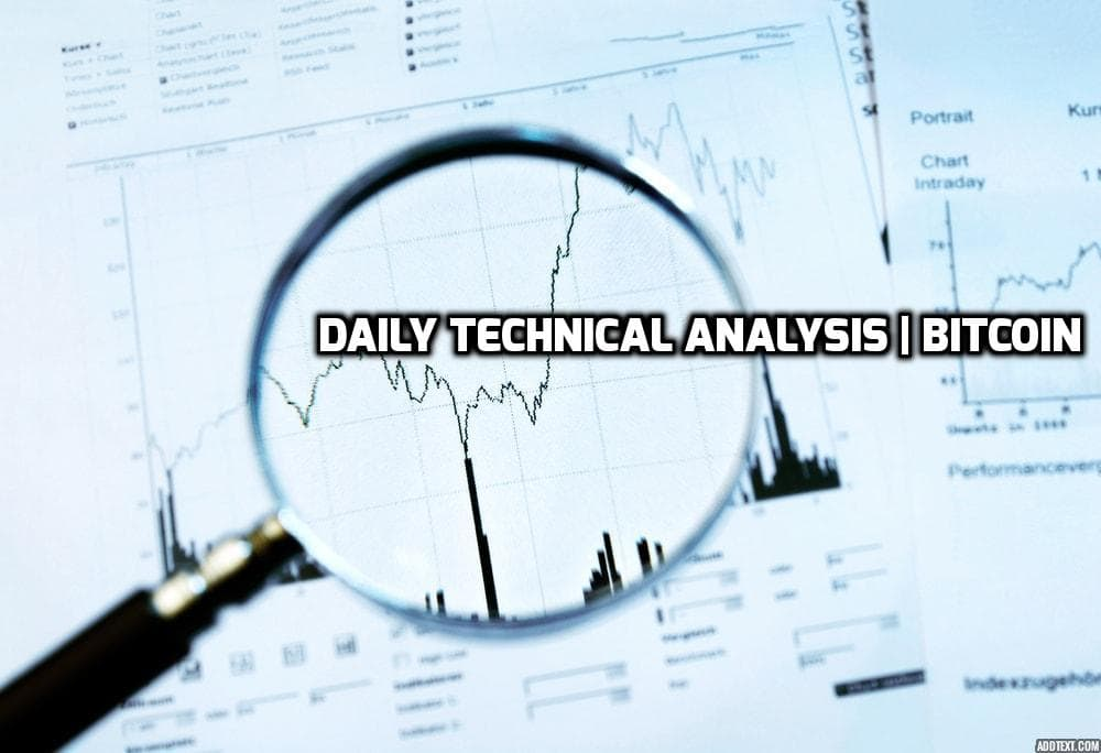Daily Technical Analysis | Bitcoin | 2/12/2018