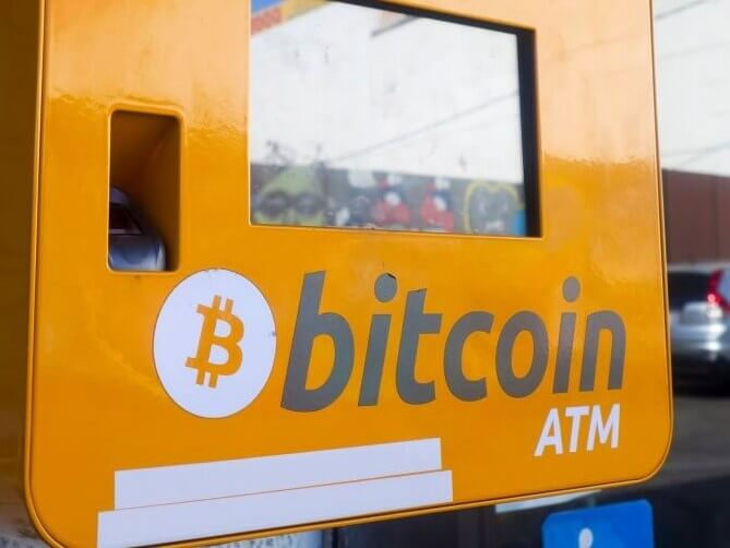 Bitcoin ATMs are Taking Over the World