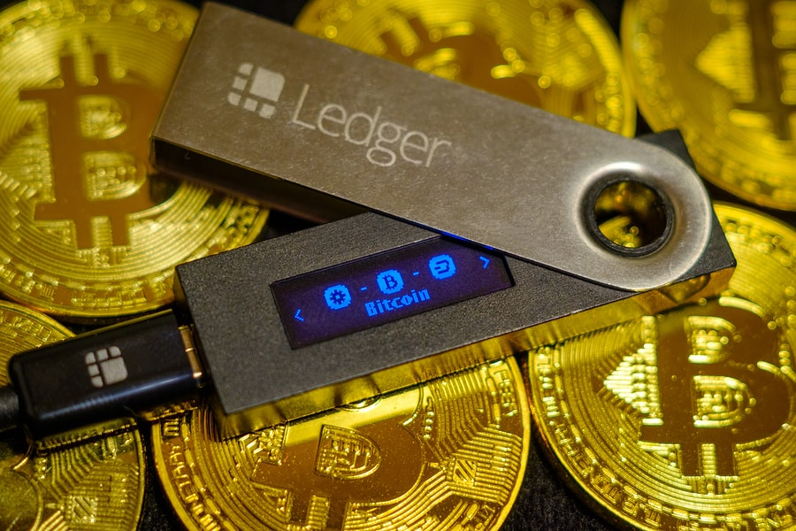 The Ledger Nano S – Ultimate Security