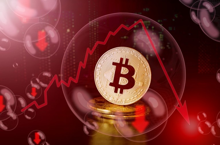 Bitcoin and Cryptocurrencies are in the red!!